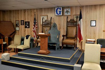Blanco Masonic Lodge meetings are on the second Thursday of